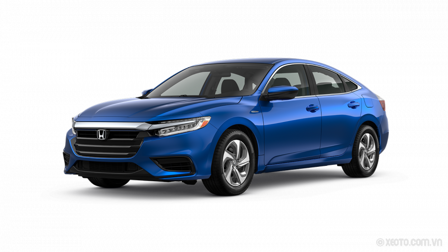 Honda Insight 2020 Màu Aegean Blue