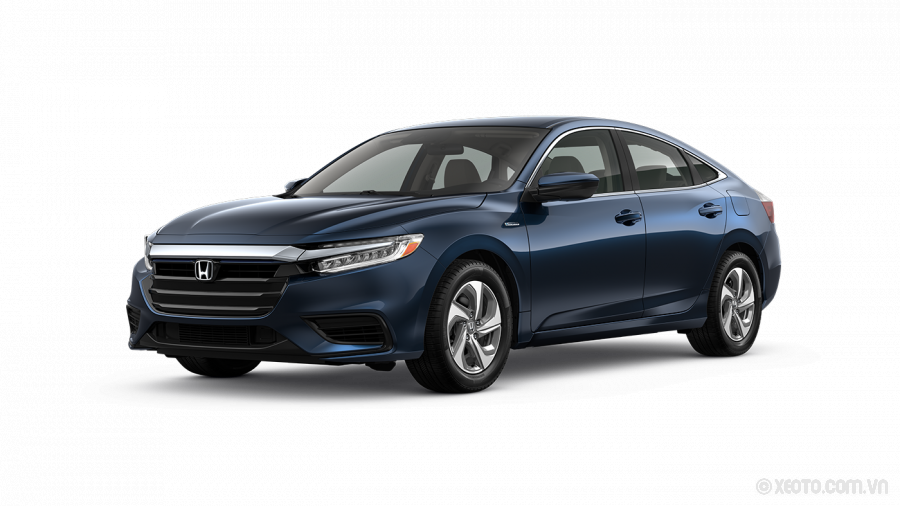 Honda Insight 2020 Màu Cosmic Blue