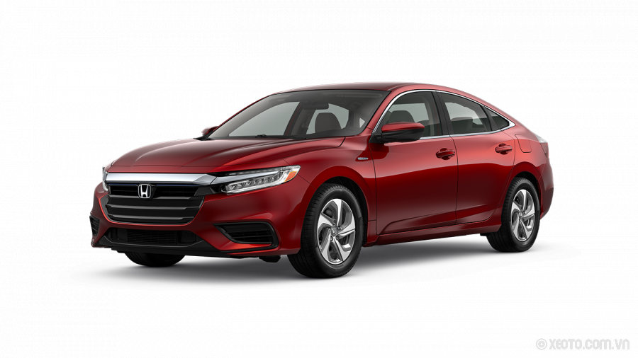 Honda Insight 2020 Màu Crimson