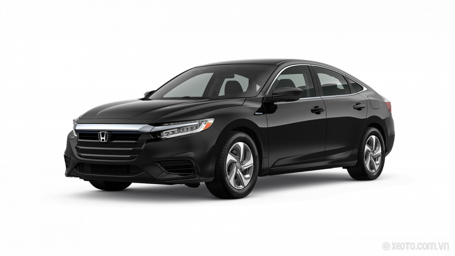 Honda Insight 2020 Màu Crystal Black