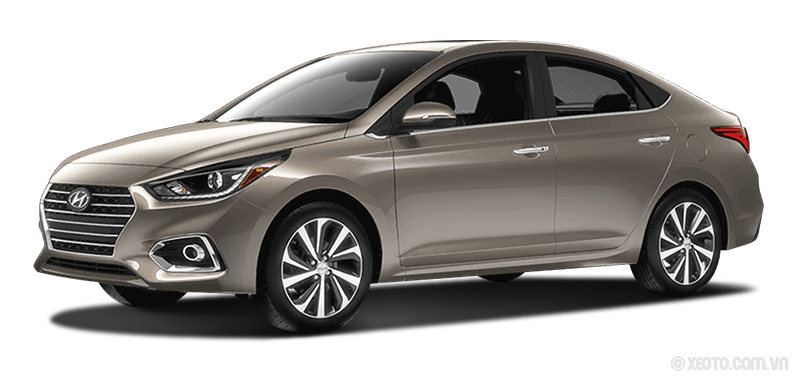 Hyundai Accent 2020 Màu Ice Wine