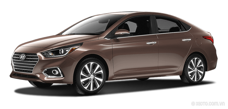 Hyundai Accent 2020 Màu Sienna Brown