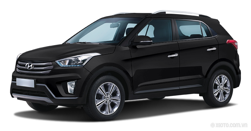 Hyundai Creta 2020 Màu Black / Phantom Black