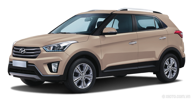 Hyundai Creta 2020 Màu Brown / Earth Brown