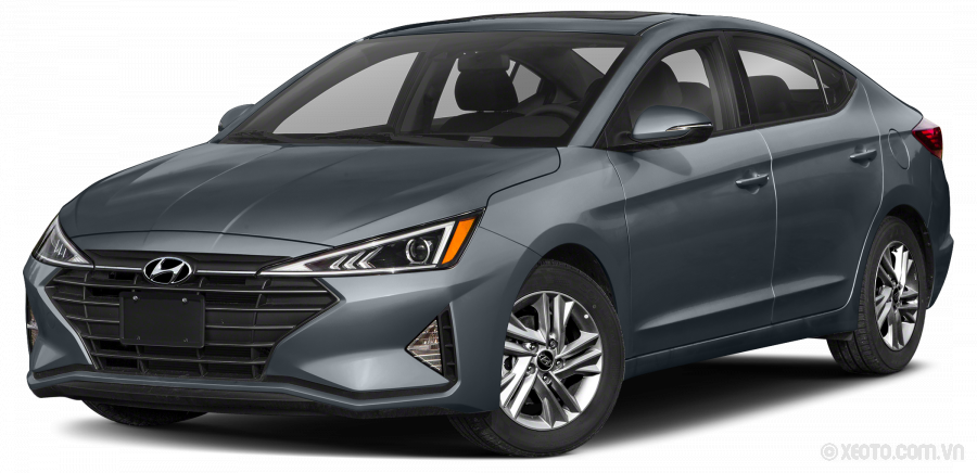 Hyundai Elantra 2020 Màu Machine Gray