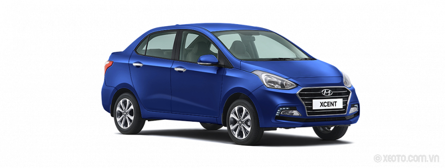 Hyundai Grand i10 2020 Màu Alpha Blue