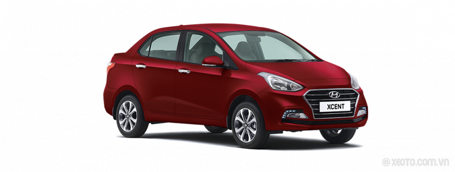 Hyundai Grand i10 2020 Màu Fiery Red