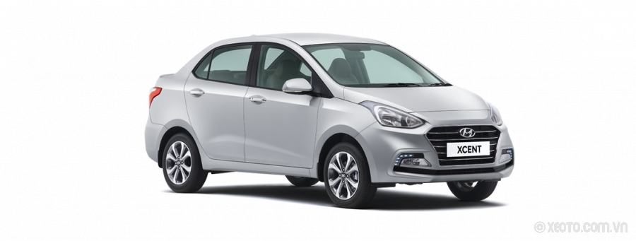 Hyundai Grand i10 2020 Màu Typhoon Silver