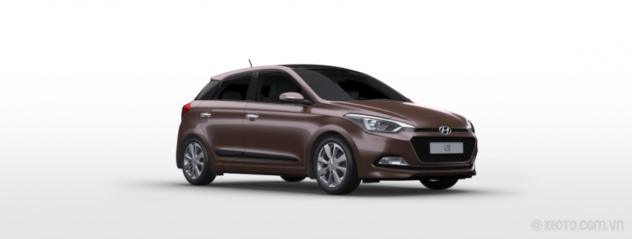 Hyundai i20 2020 Màu Iced Coffee