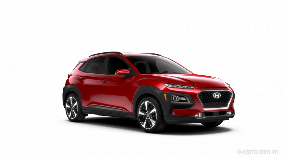 Hyundai Kona 2021 Màu Pulse Red