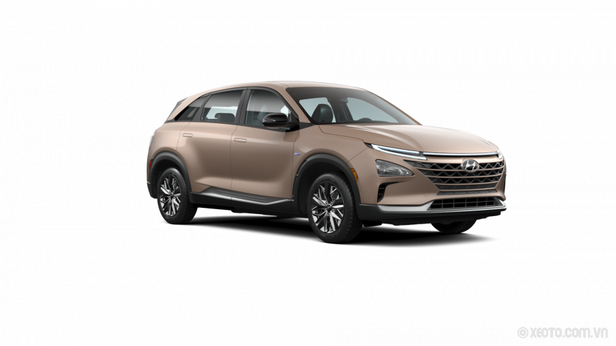 Hyundai Nexo 2021 Màu Copper Metallic