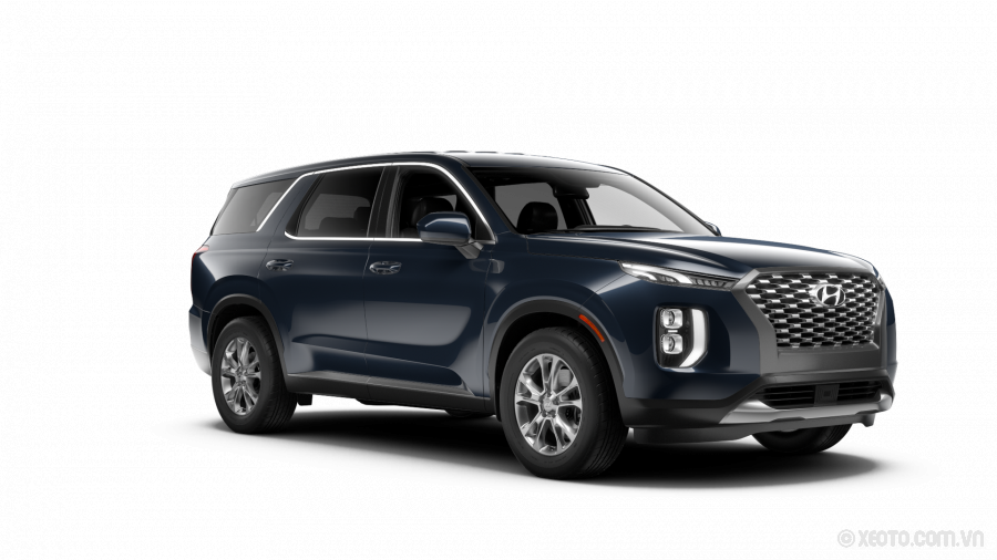 Hyundai Palisade 2021 Màu Moonlight Cloud