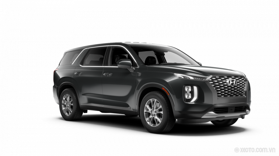 Hyundai Palisade 2021 Màu Rainforest