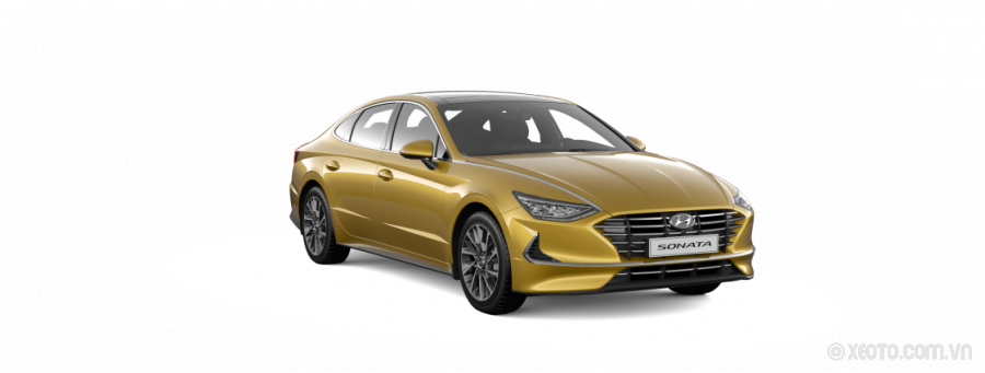 Hyundai Sonata 2020 Màu Glowing Yellow