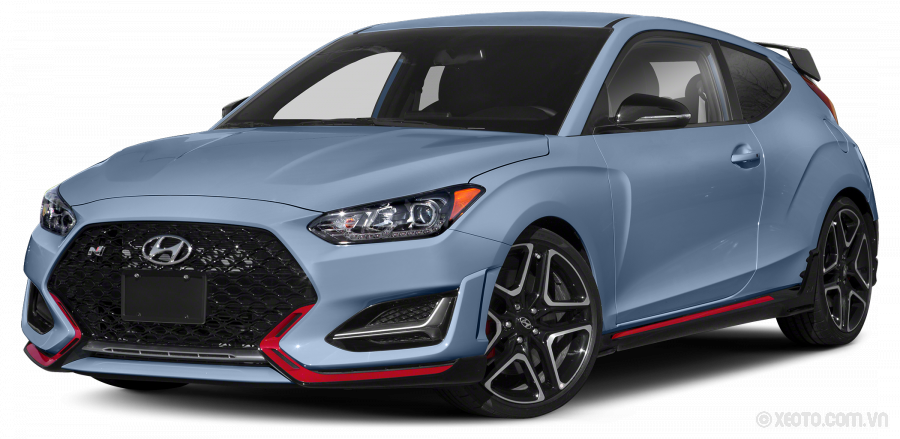 Hyundai Veloster 2020 Màu Performance Blue
