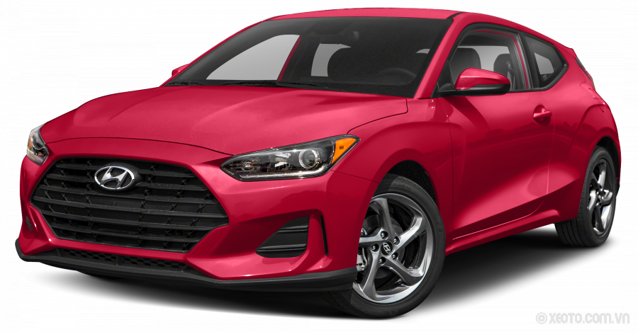 Hyundai Veloster 2020 Màu Racing Red