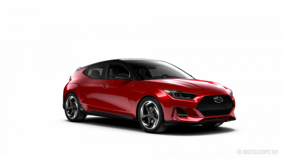 Hyundai Veloster 2021 Màu Racing Red