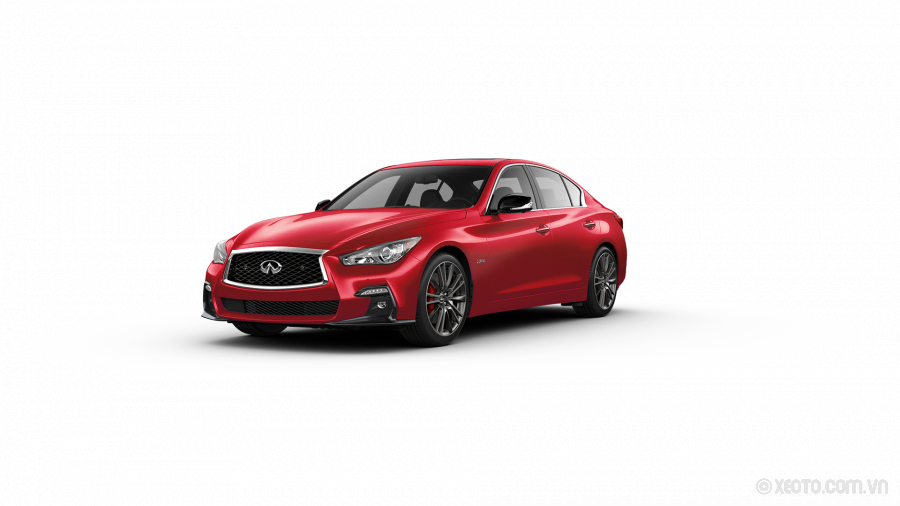 Infiniti Q50 2020 Màu Dynamic Sunstone Red