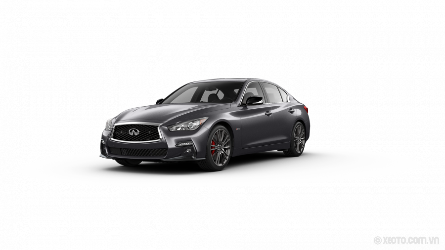 Infiniti Q50 2020 Màu Graphite Shadow