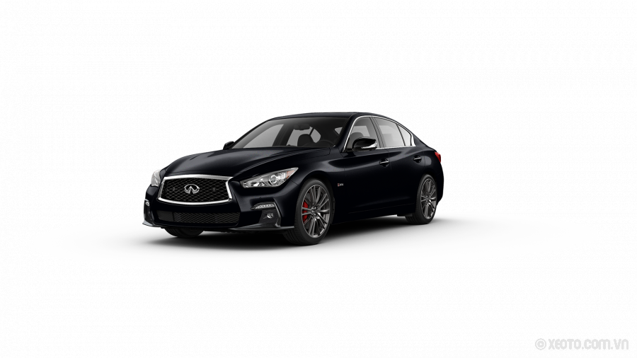Infiniti Q50 2020 Màu Midnight Black