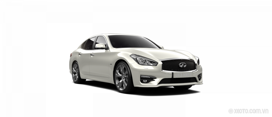 Infiniti Q70 2020 Màu Moonlight White (M)