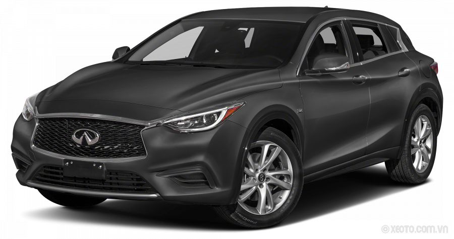 Infiniti QX30 2020 Màu Graphite Shadow