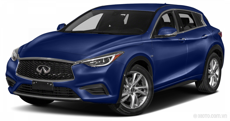 Infiniti QX30 2020 Màu Ink Blue