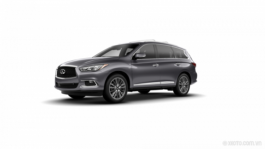 Infiniti QX60 2020 Màu Graphite Shadow