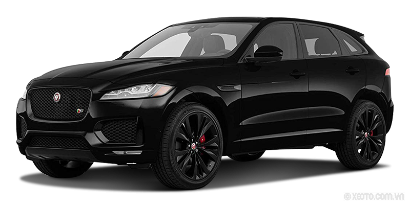 Jaguar F-Pace 2020 Màu Ebony Black