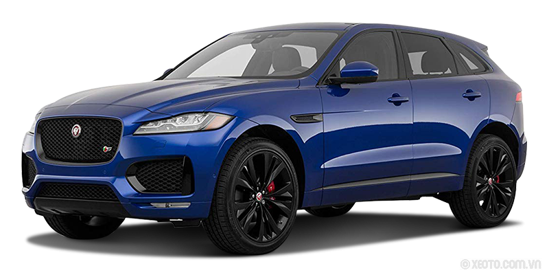 Jaguar F-Pace 2020 Màu Ultra Blue