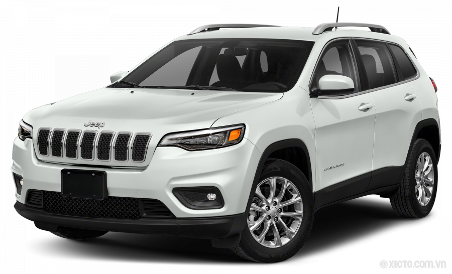 Jeep Cherokee 2021 Màu Bright White Clearcoat