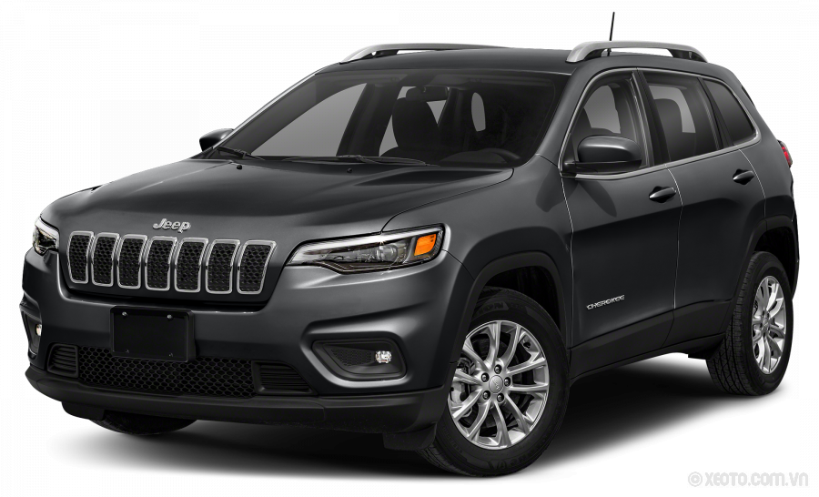 Jeep Cherokee 2021 Màu Sting-Gray Clearcoat