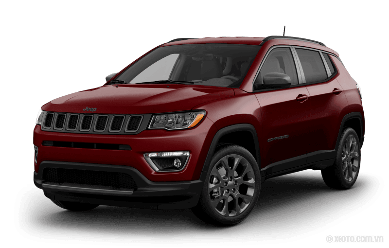Jeep Compass 2021 Màu Velvet Red Pearl