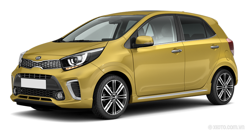 Kia Morning 2020 Màu Honey Bee