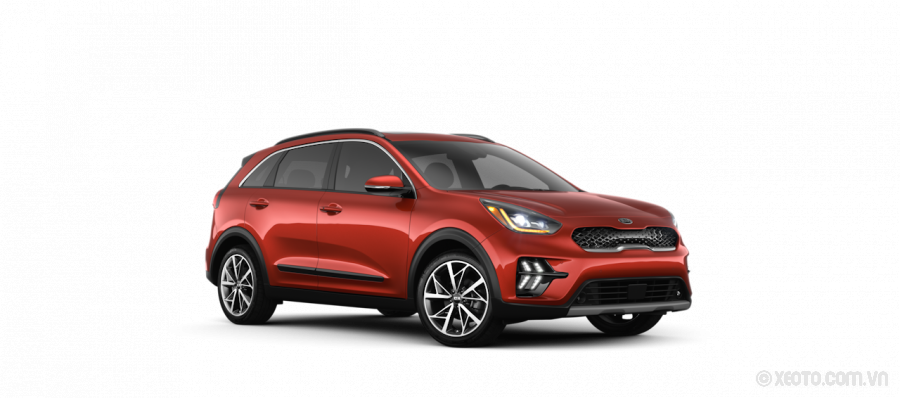 Kia Niro 2020 Màu Solar Orange