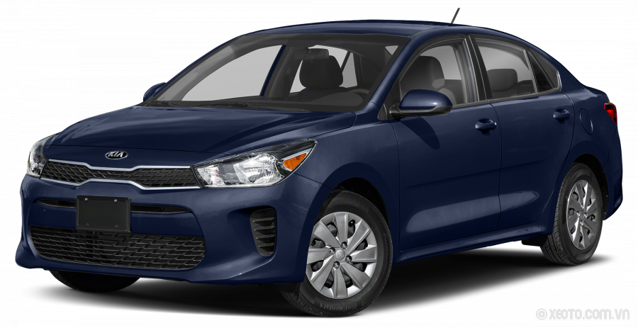 Kia Rio 2020 Màu Deep Sea Blue
