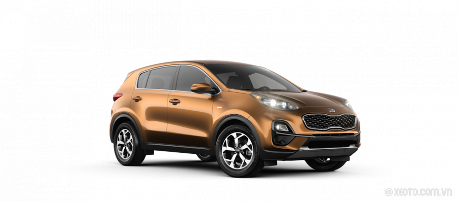 Kia Sportage 2021 Màu Burnished Copper