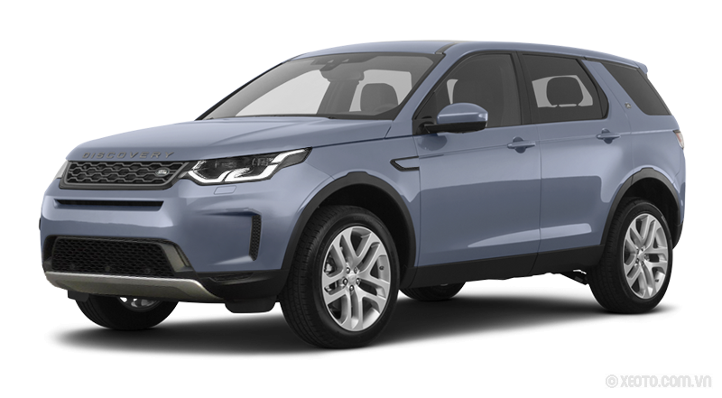 Land Rover Discovery Sport 2020 Màu Byron Blue
