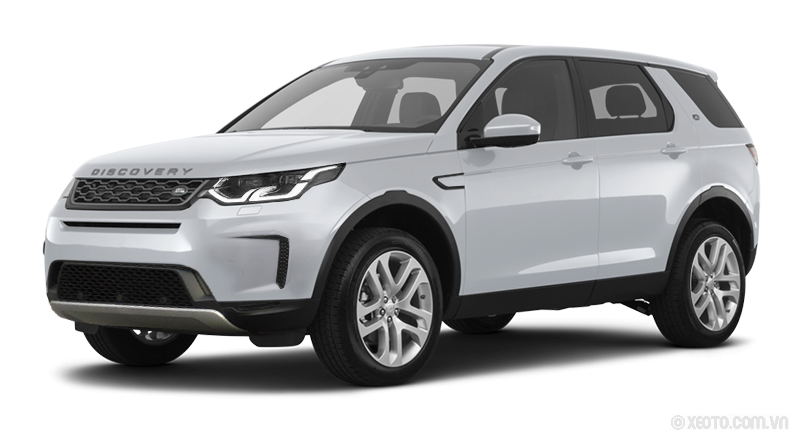 Land Rover Discovery Sport 2020 Màu Indus Silver