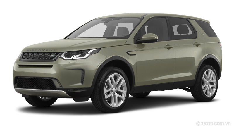 Land Rover Discovery Sport 2020 Màu Silicon Silver