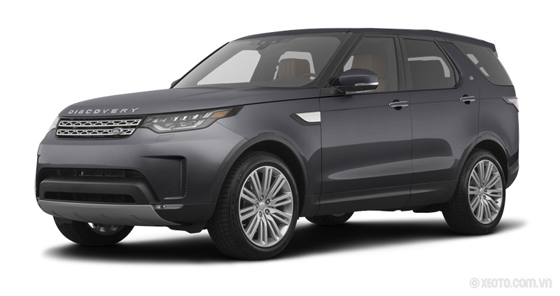 Land Rover Discovery 2020 Màu Corris Grey