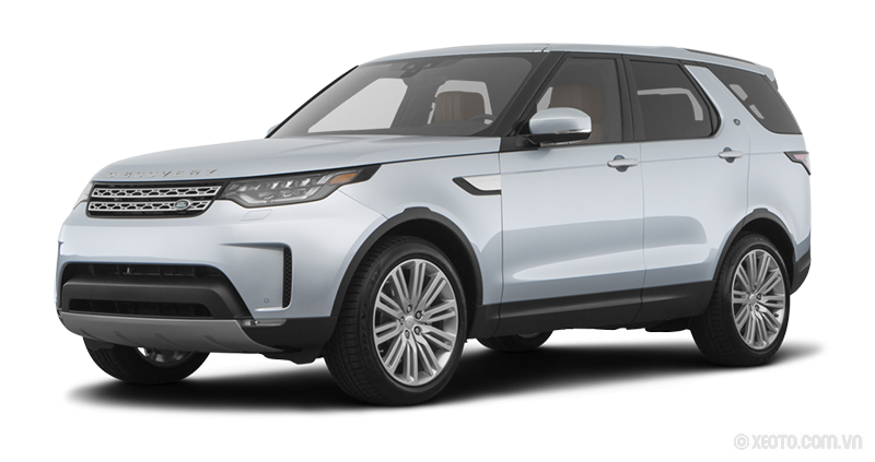 Land Rover Discovery 2020 Màu Indus Silver