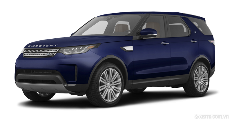 Land Rover Discovery 2020 Màu Loire Blue