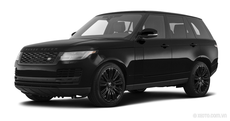 Land Rover Range Rover 2020 Màu Black metallic