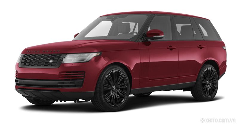 Land Rover Range Rover 2020 Màu Firenze Red