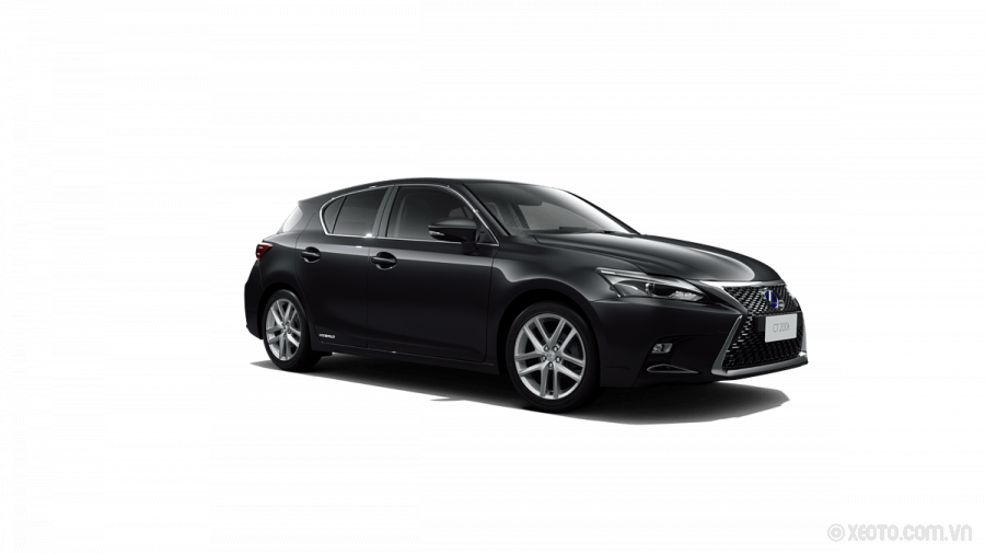 Lexus CT 200h 2021 Màu Graphite Black