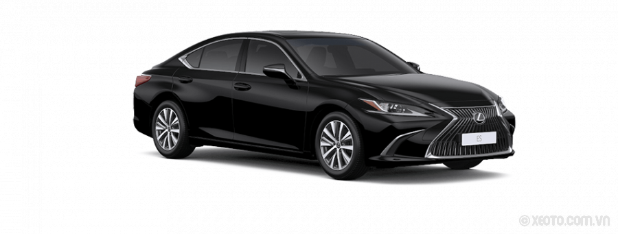 Lexus ES250 2021 Màu Graphite Black Glass Flake