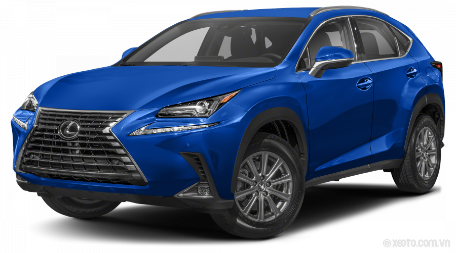 Lexus NX 2020 Màu Blue Vortex Metallic