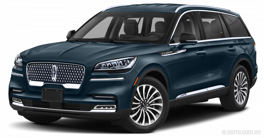 Lincoln Aviator 2021 Màu Blue Diamond Metallic