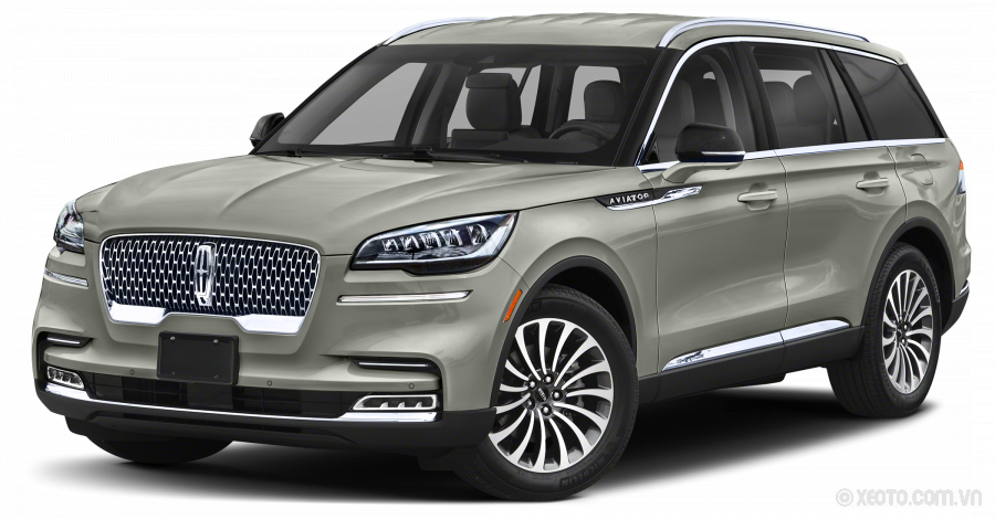 Lincoln Aviator 2021 Màu Ceramic Pearl Metallic Tri-Coat